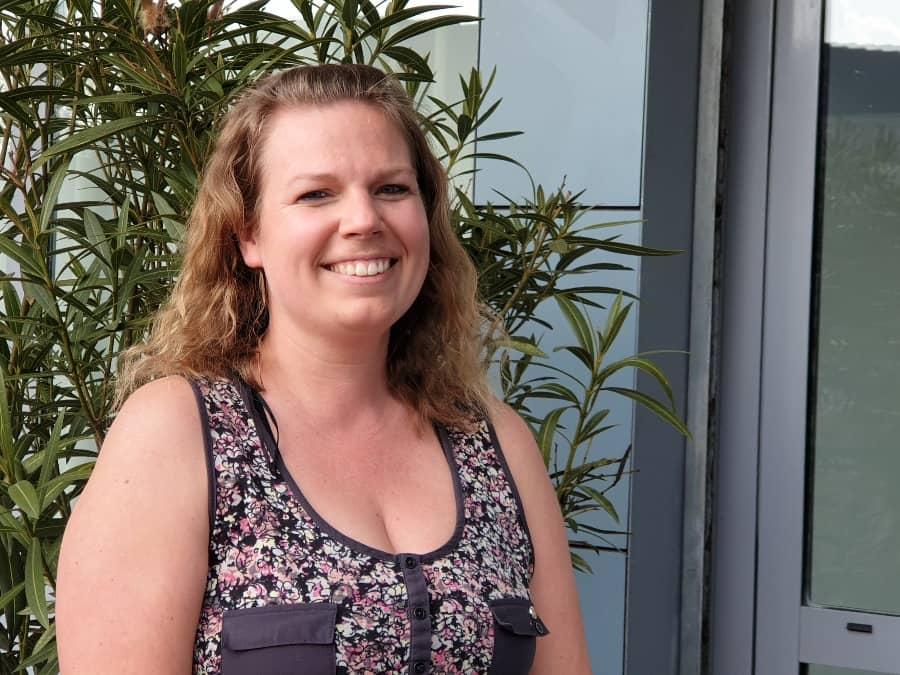 Natacha Patte, Directrice de l'Association Epireuil